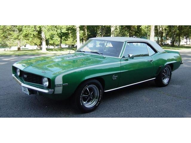 Picture of '69 Camaro SS - QYYM