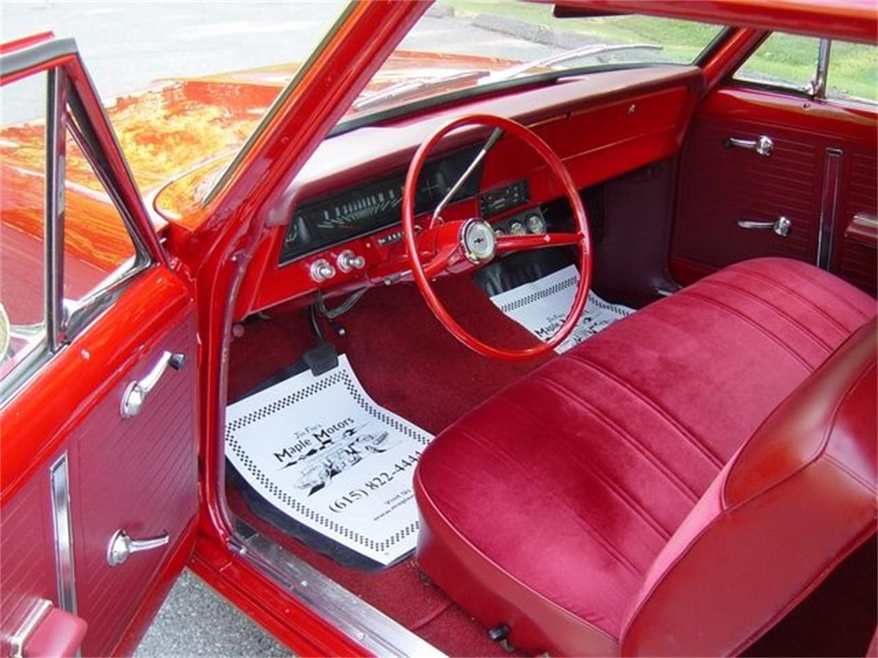 Large Picture of '66 Chevy II Nova - QYYN