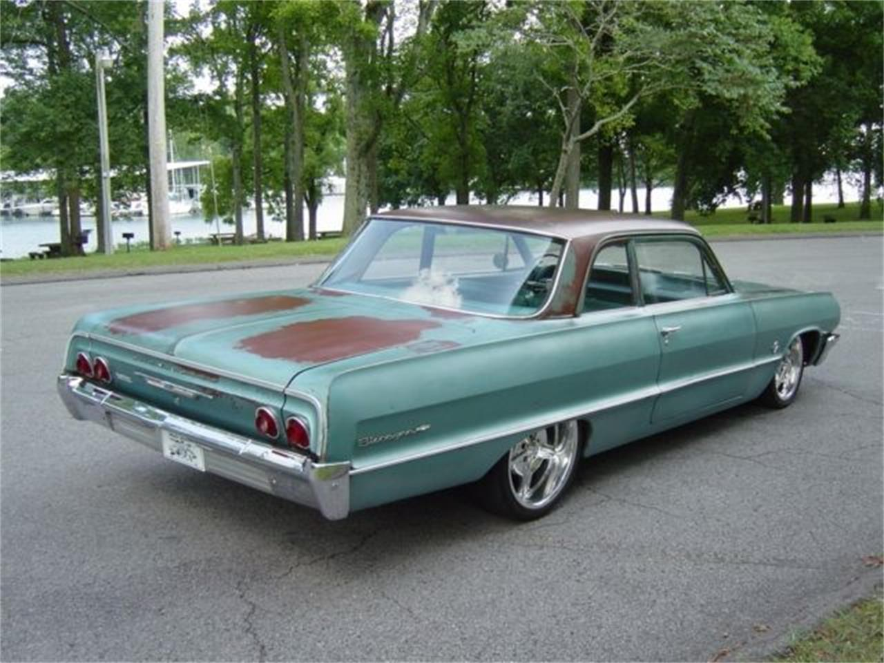 Large Picture of '64 Biscayne - QYYO