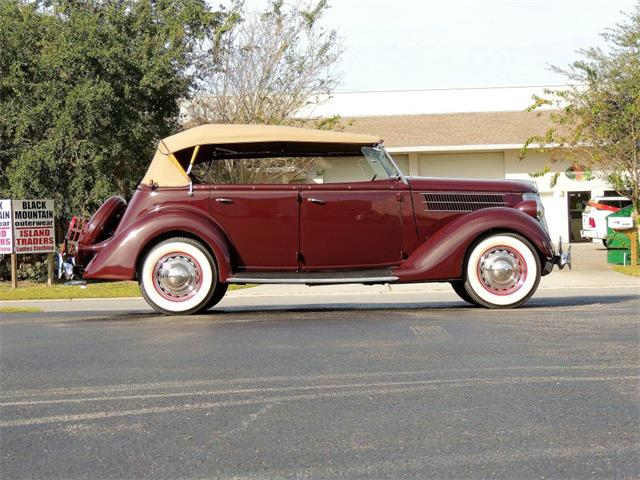 1936 Ford Deluxe
