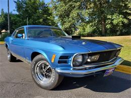 Picture of '70 Mustang Mach 1 - QYYT