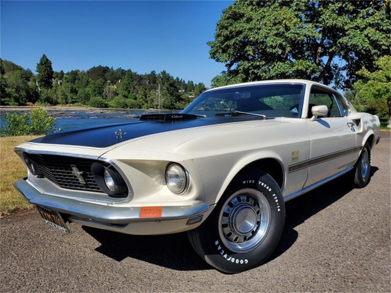 Large Picture of '69 Mustang Mach 1 - QYYU