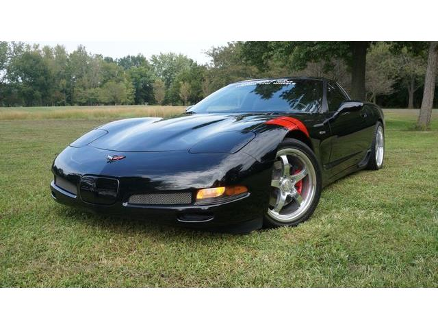 Picture of '02 Corvette - QYYW