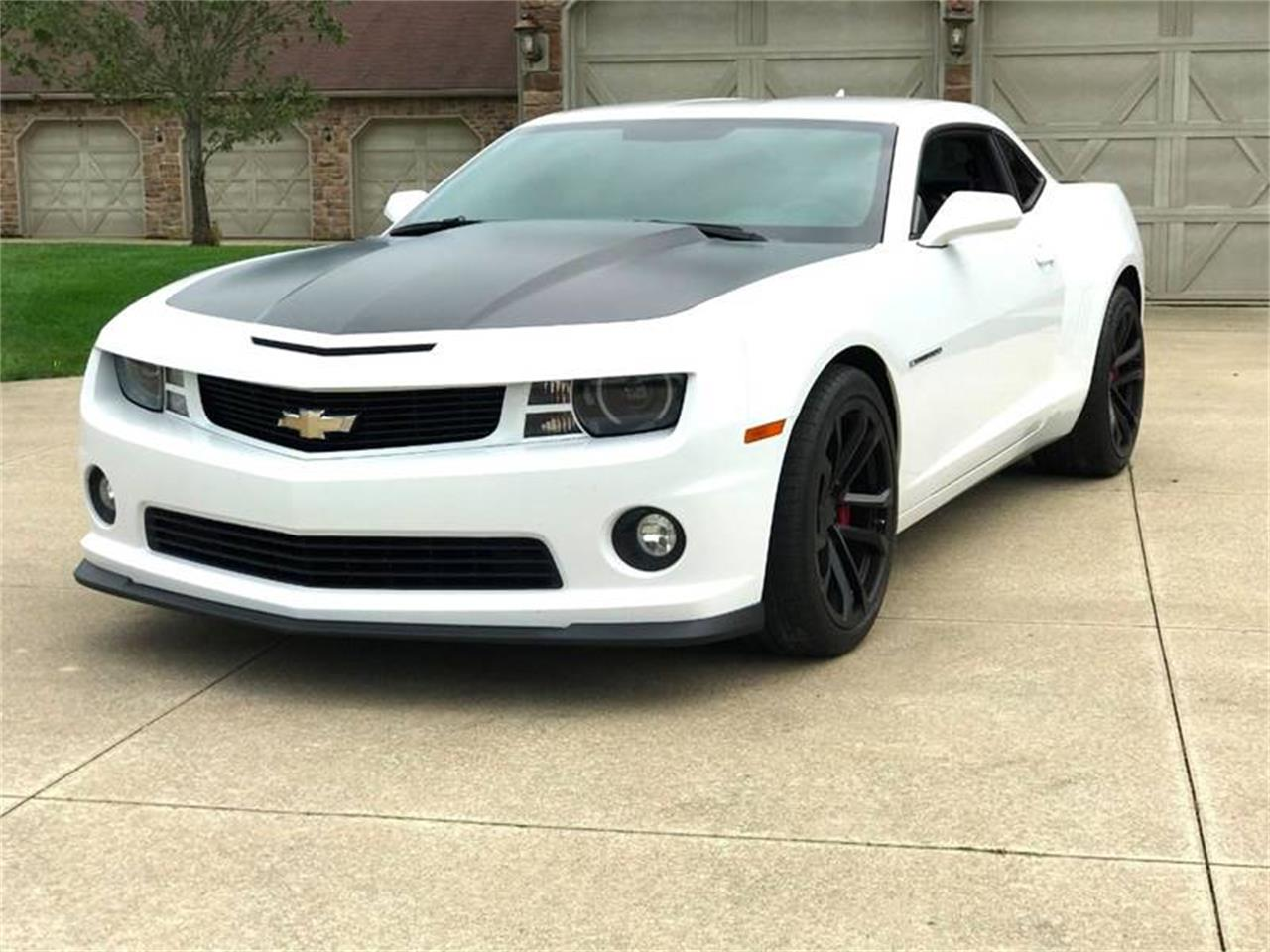 Large Picture of '13 Camaro - QYYX