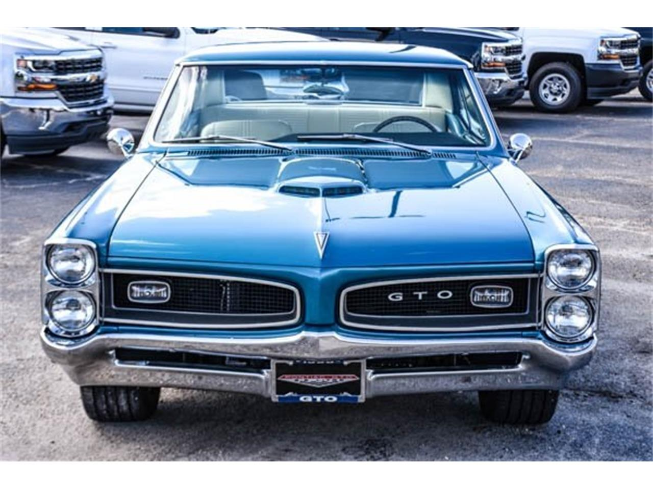 Large Picture of '66 GTO - QYYZ