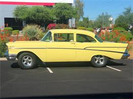 Picture of '57 Chevrolet 210 located in Tempe Arizona - $33,800.00 - QYZ1