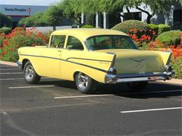 Picture of '57 Chevrolet 210 located in Arizona - $33,800.00 Offered by Scottsdale Collector Car Sales - QYZ1