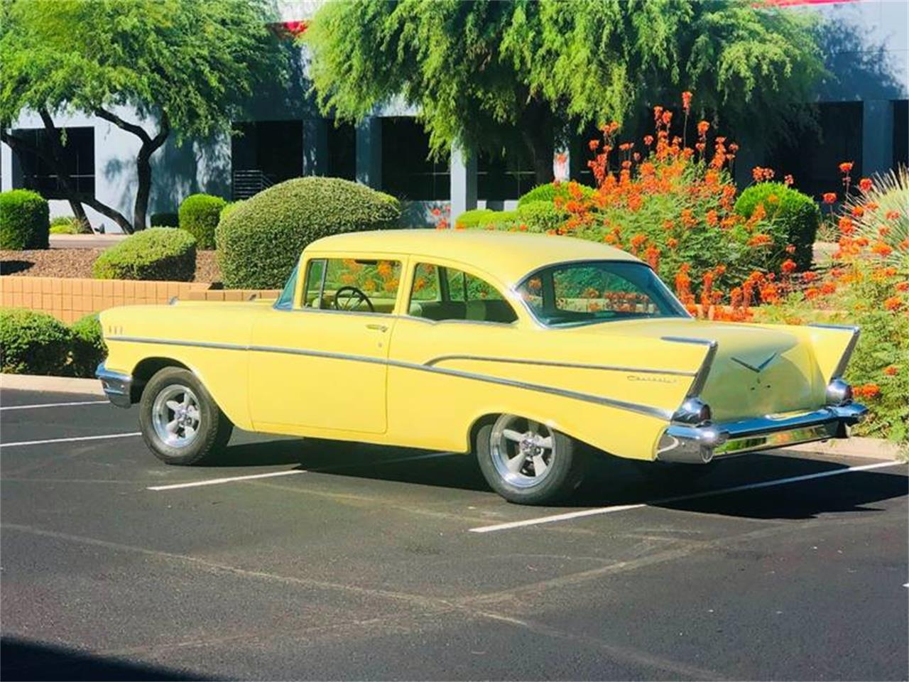 Large Picture of Classic 1957 Chevrolet 210 located in Arizona - QYZ1