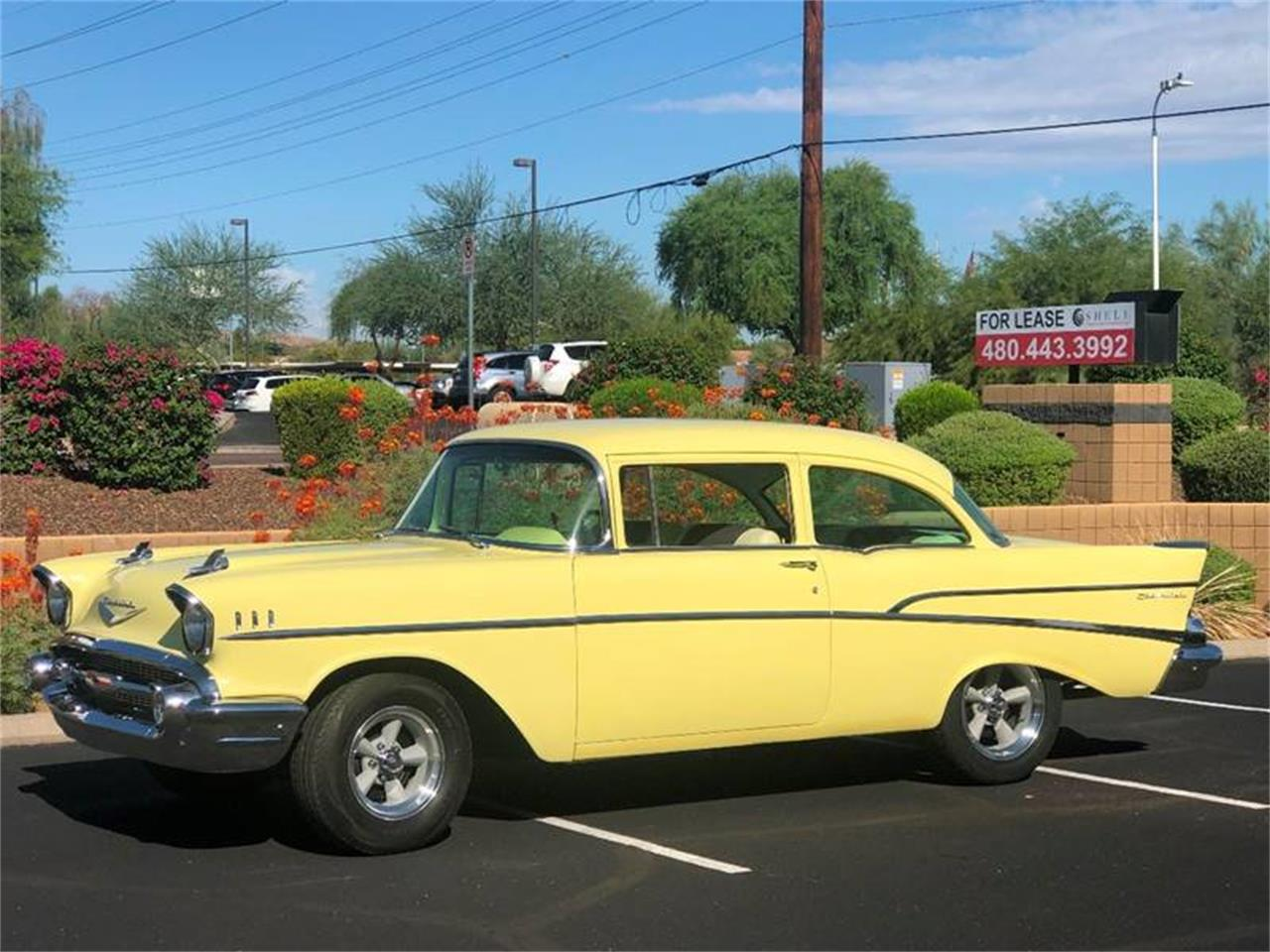 Large Picture of Classic 1957 210 - $33,800.00 Offered by Scottsdale Collector Car Sales - QYZ1