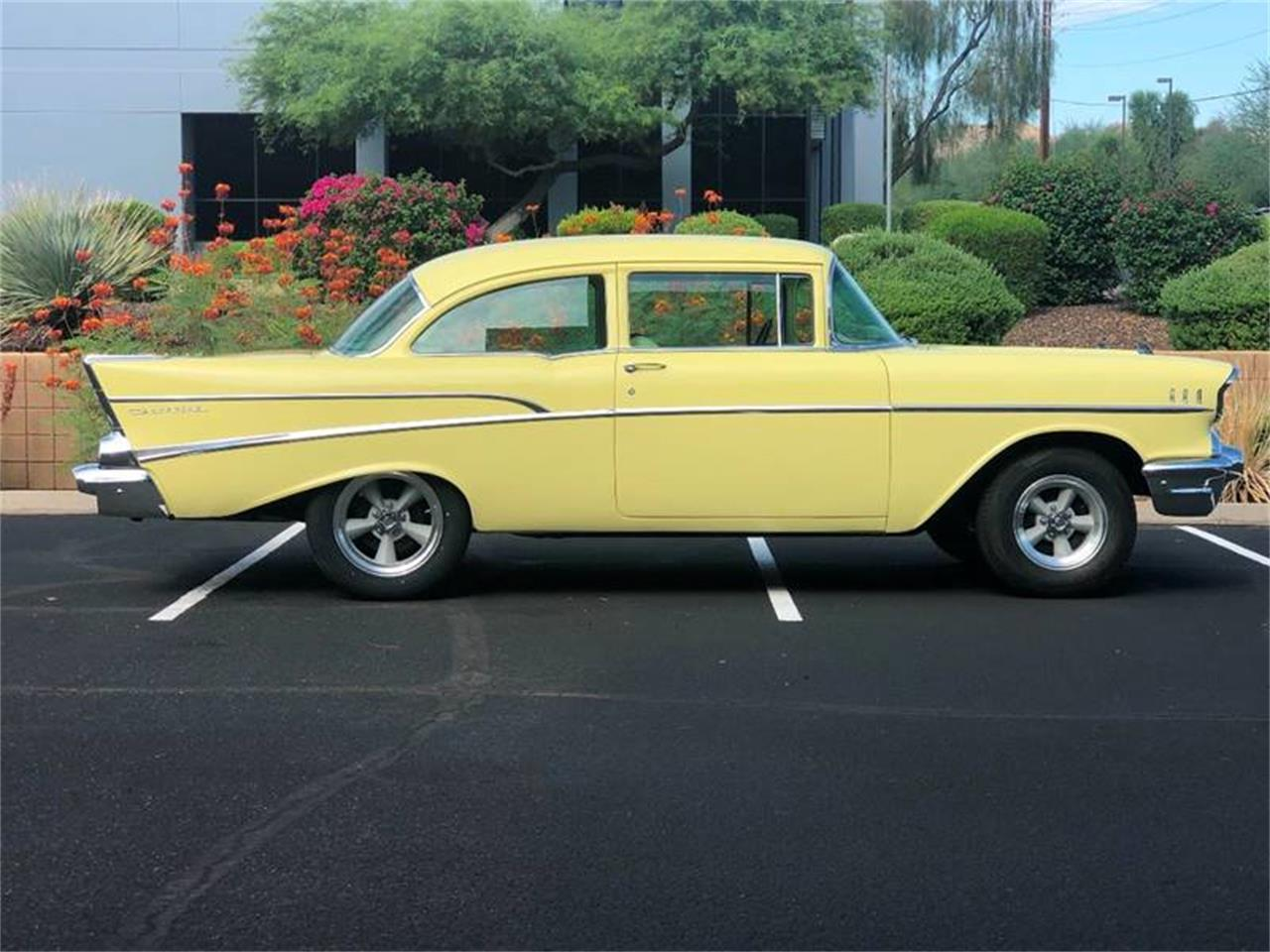 Large Picture of '57 Chevrolet 210 located in Arizona - $33,800.00 - QYZ1