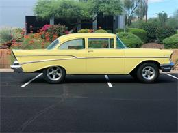 Picture of 1957 Chevrolet 210 located in Tempe Arizona - $33,800.00 Offered by Scottsdale Collector Car Sales - QYZ1