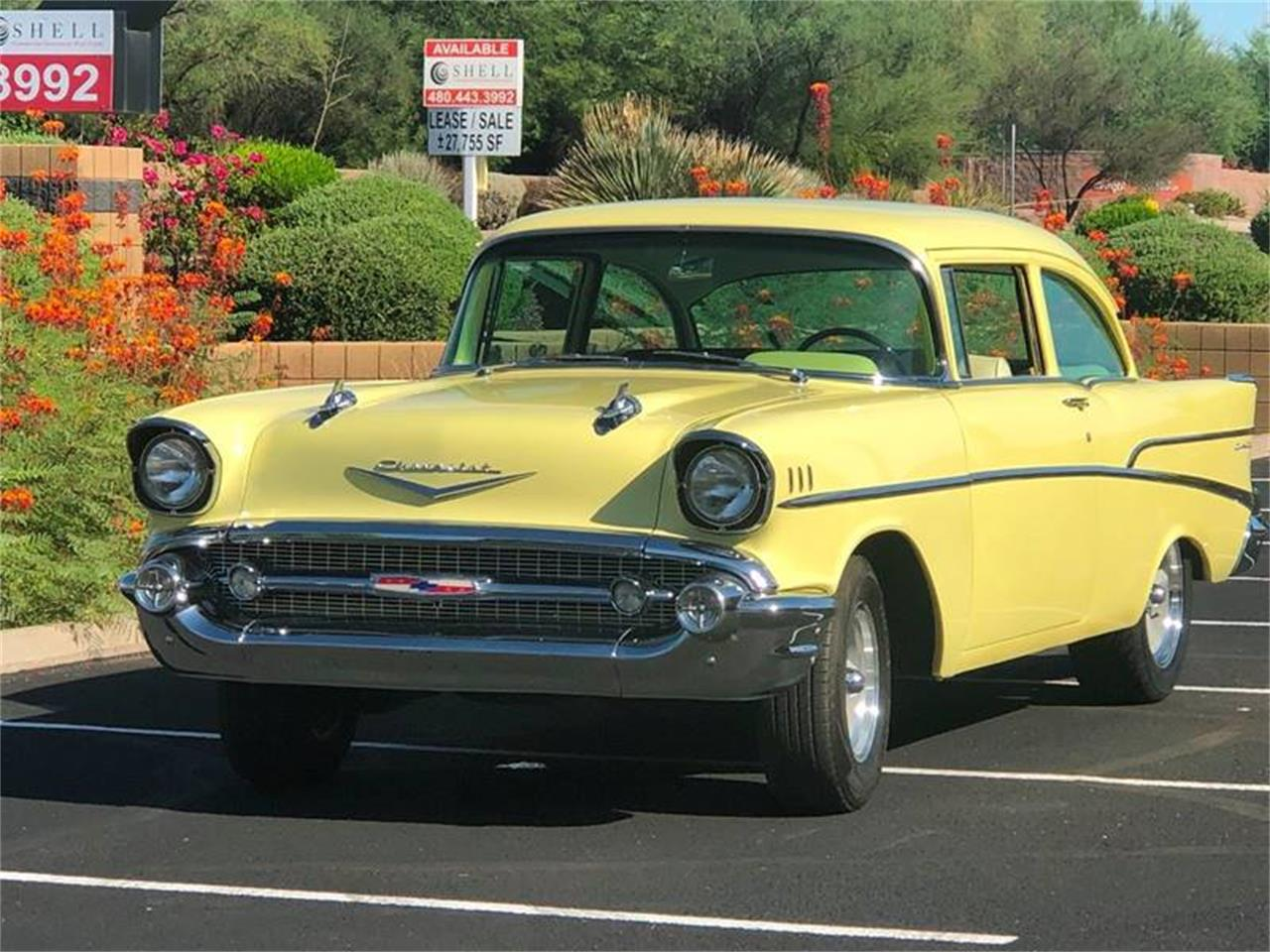 Large Picture of Classic 1957 Chevrolet 210 - $33,800.00 - QYZ1