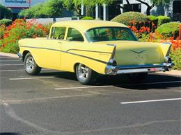 Picture of '57 Chevrolet 210 - $33,800.00 Offered by Scottsdale Collector Car Sales - QYZ1