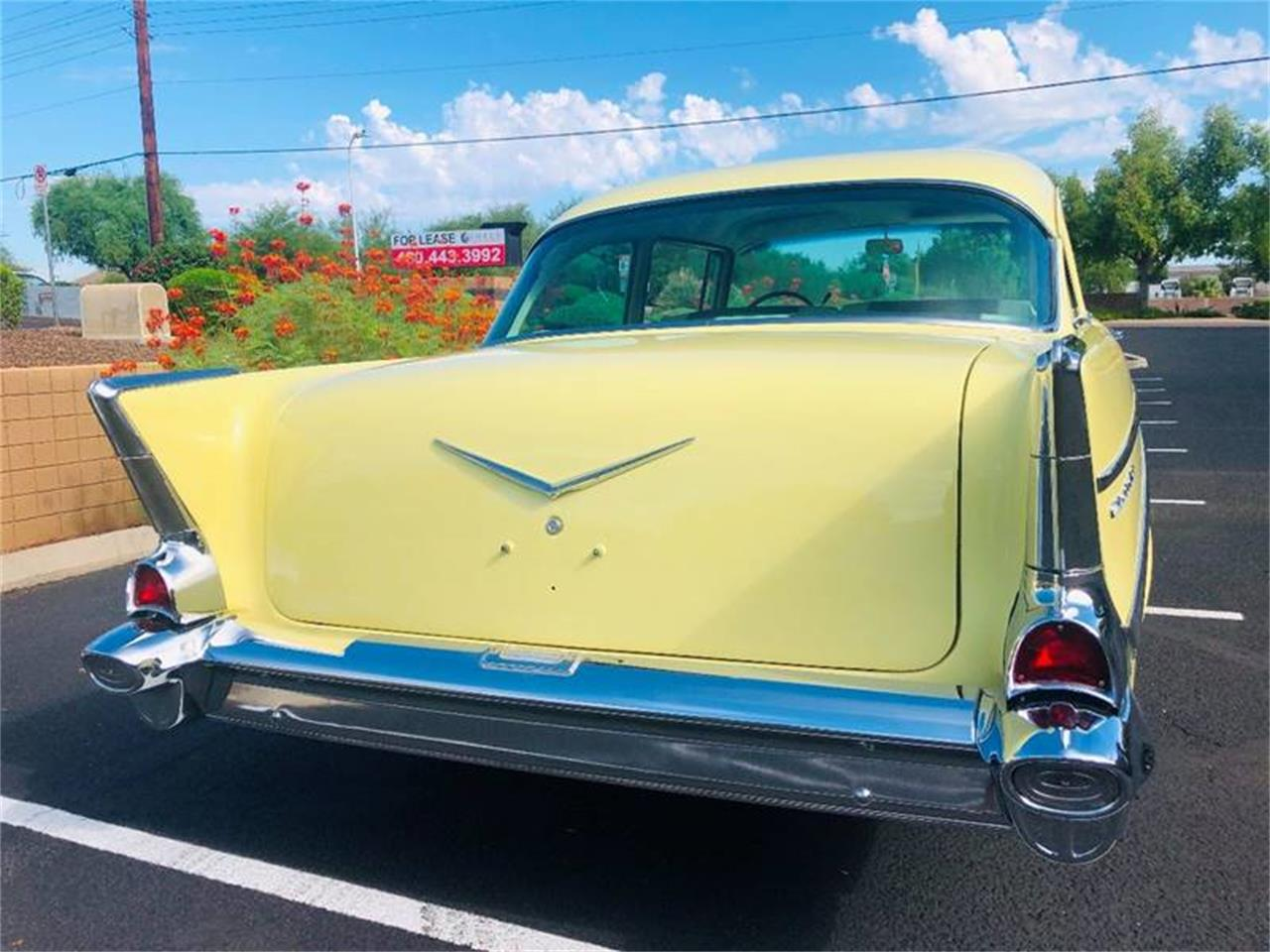 Large Picture of 1957 Chevrolet 210 located in Arizona - $33,800.00 Offered by Scottsdale Collector Car Sales - QYZ1