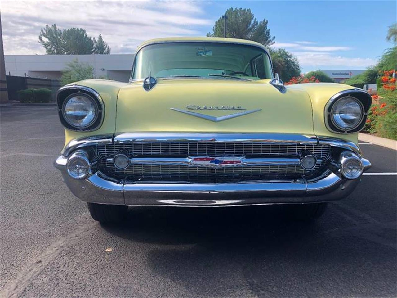 Large Picture of 1957 210 located in Tempe Arizona Offered by Scottsdale Collector Car Sales - QYZ1