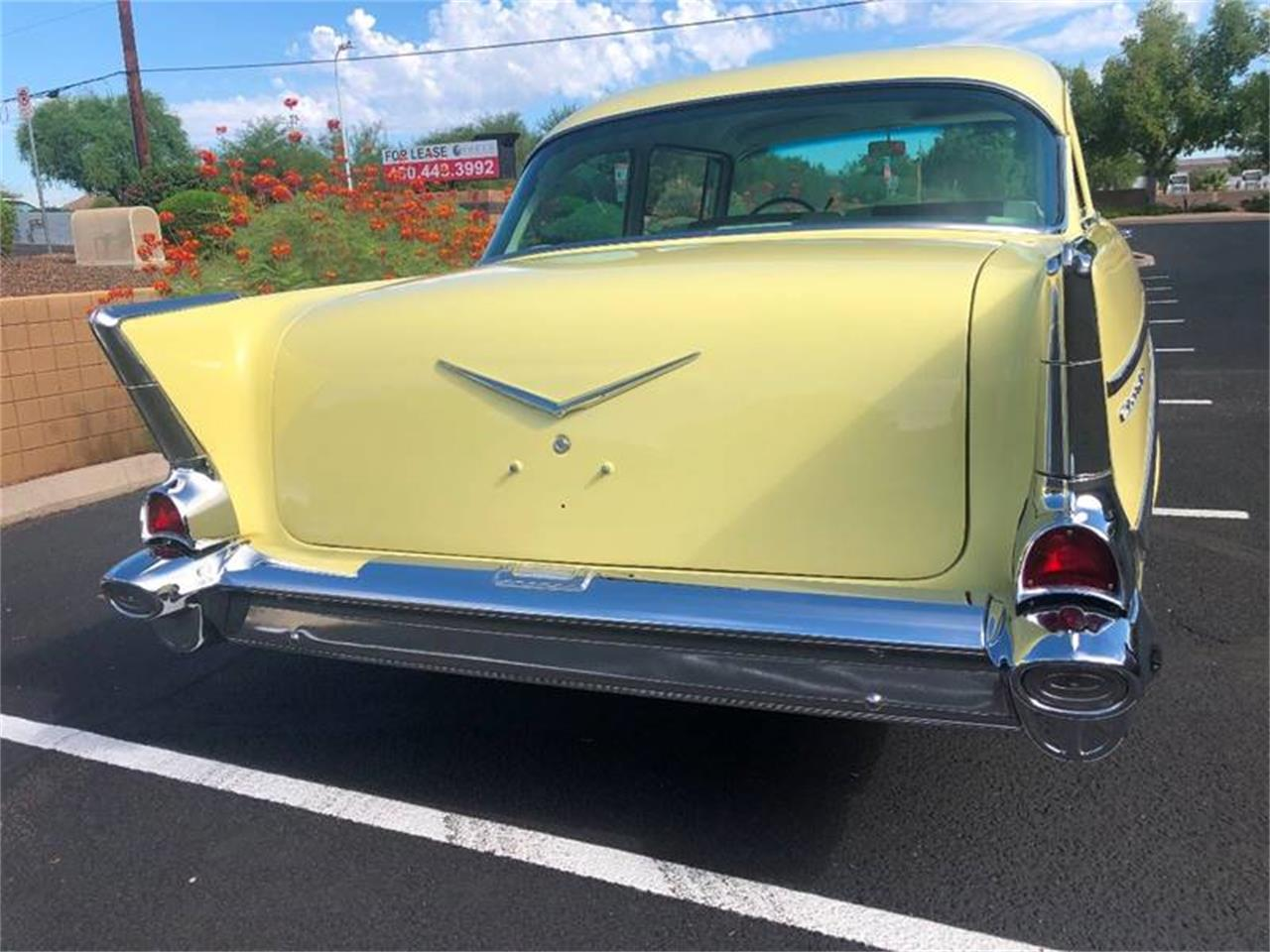 Large Picture of 1957 Chevrolet 210 - $33,800.00 Offered by Scottsdale Collector Car Sales - QYZ1