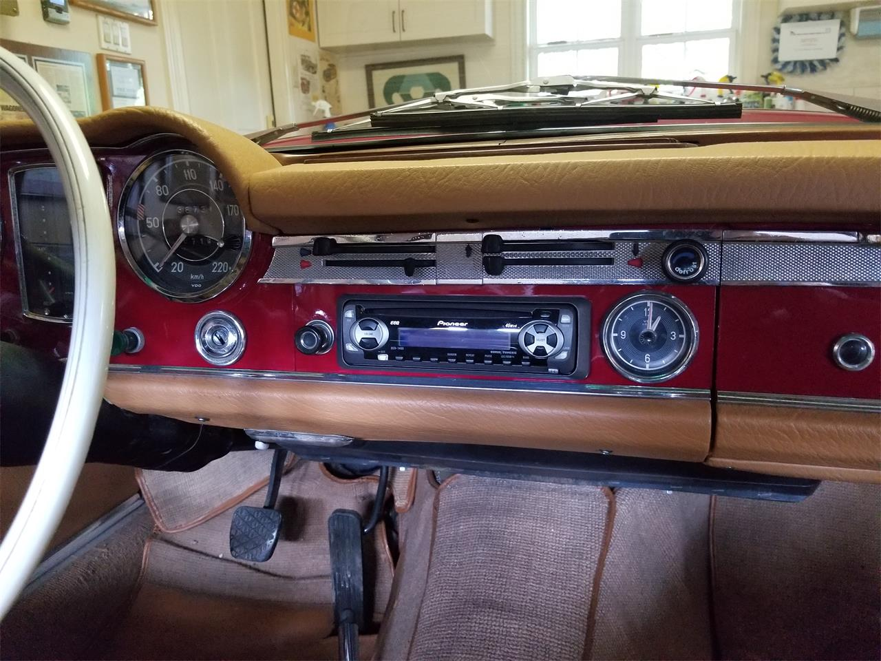 Large Picture of '67 250SL - QYZ4