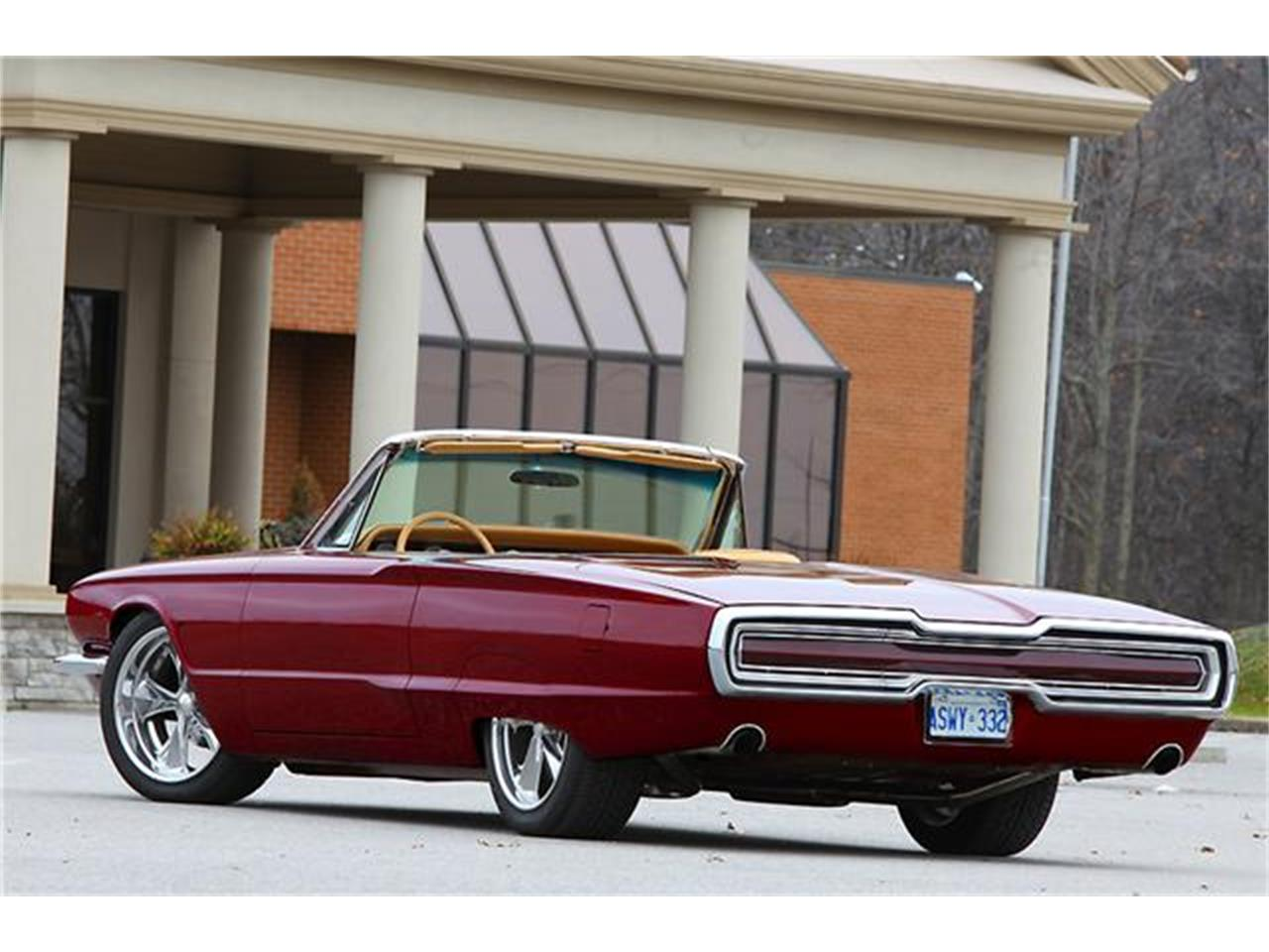 Large Picture of '66 Thunderbird - QYZ5