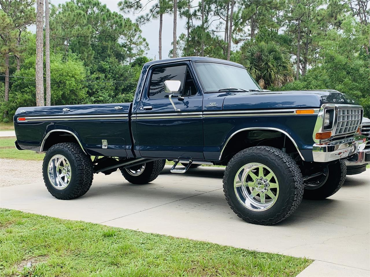 For Sale: 1978 Ford F250 in West Palm Beach , Florida