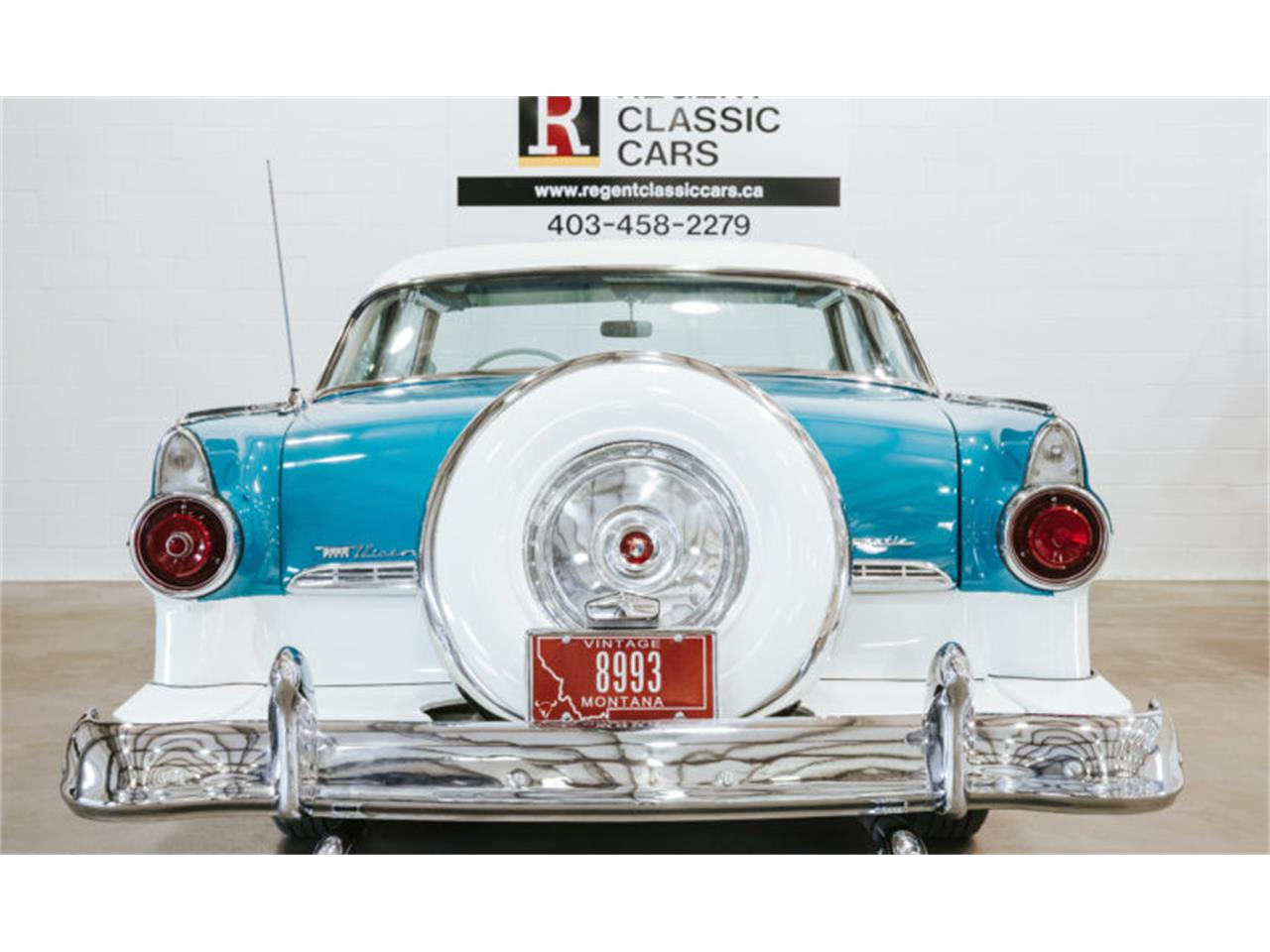 Large Picture of '55 Fairlane Crown Victoria Skyliner - QYZR