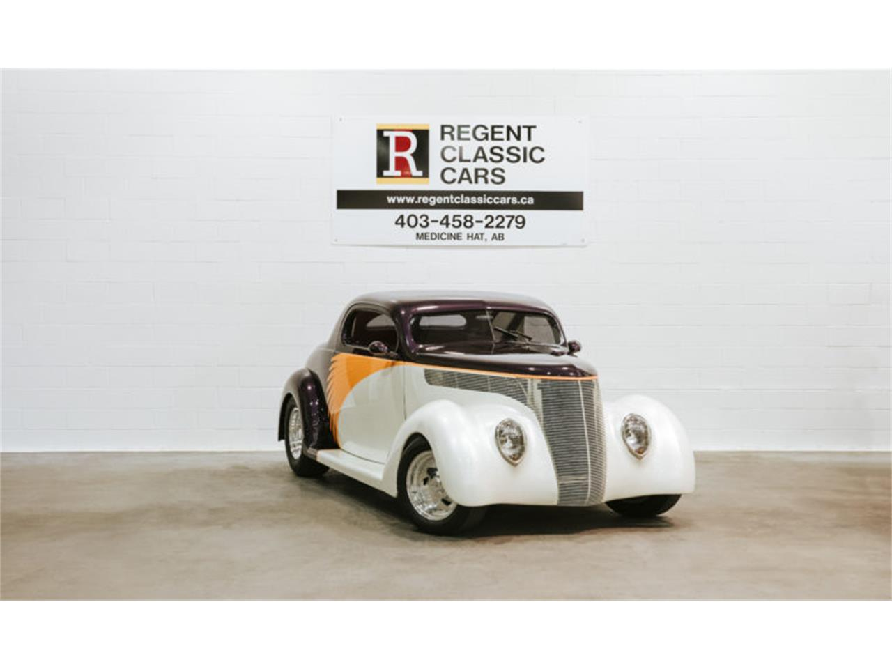Large Picture of '37 3-Window Coupe - QZ01