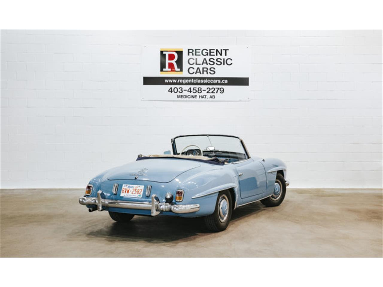 Large Picture of '56 190SL - QZ02