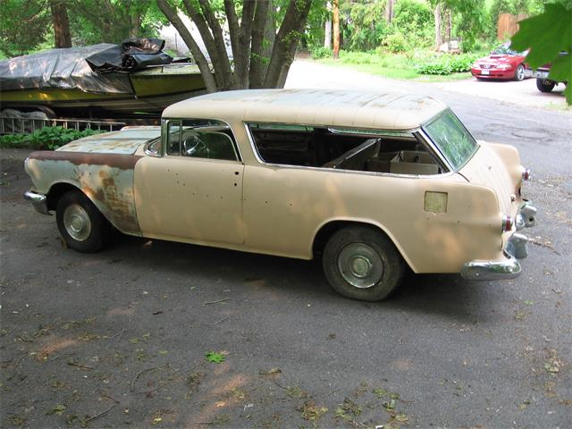 Picture of '55 Safari - QZ27