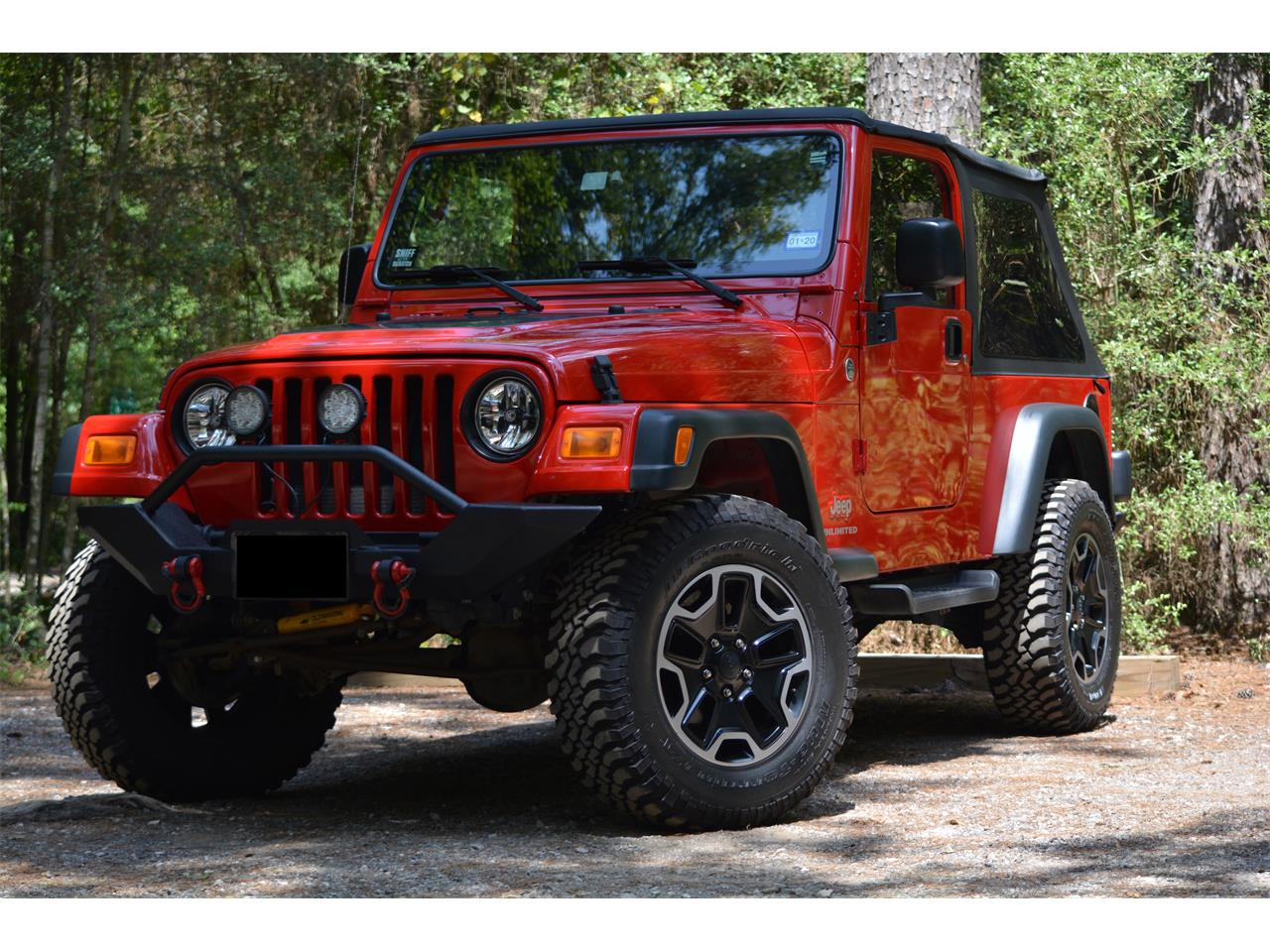 Large Picture of 2006 Wrangler located in Texas - $19,750.00 Offered by a Private Seller - QZ2B