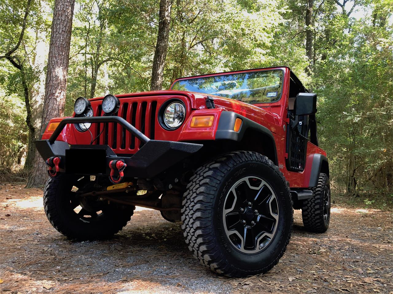 Large Picture of '06 Wrangler located in The Woodlands Texas - QZ2B