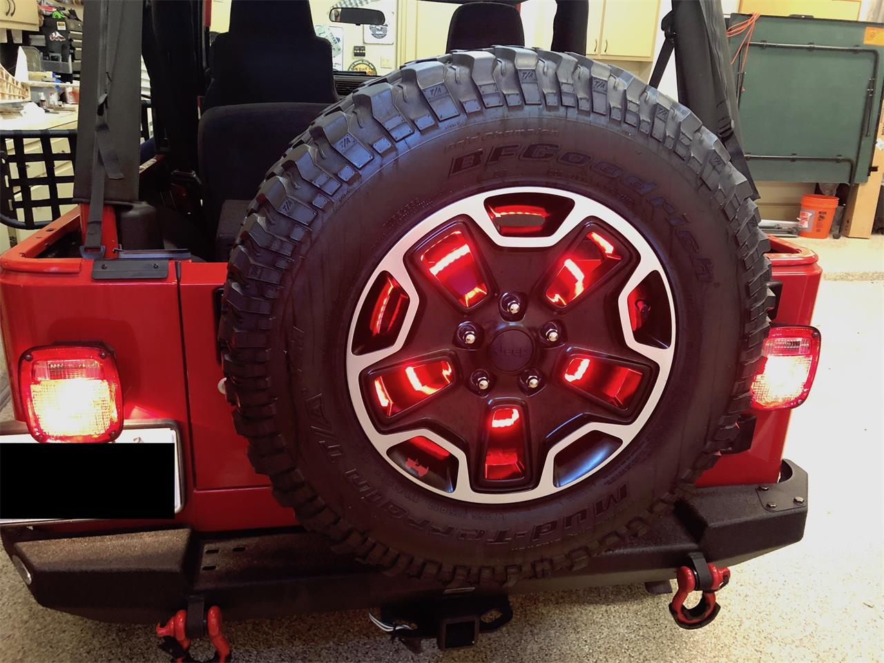 Large Picture of 2006 Jeep Wrangler Offered by a Private Seller - QZ2B