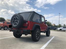 Picture of 2006 Jeep Wrangler located in Texas - QZ2B