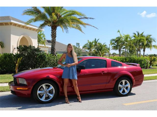 Picture of '08 Mustang - QZ2I