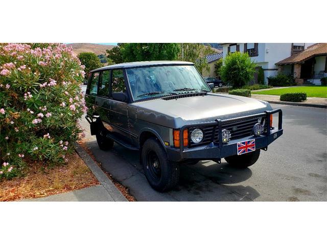 Picture of '90 Range Rover - QZ2Y