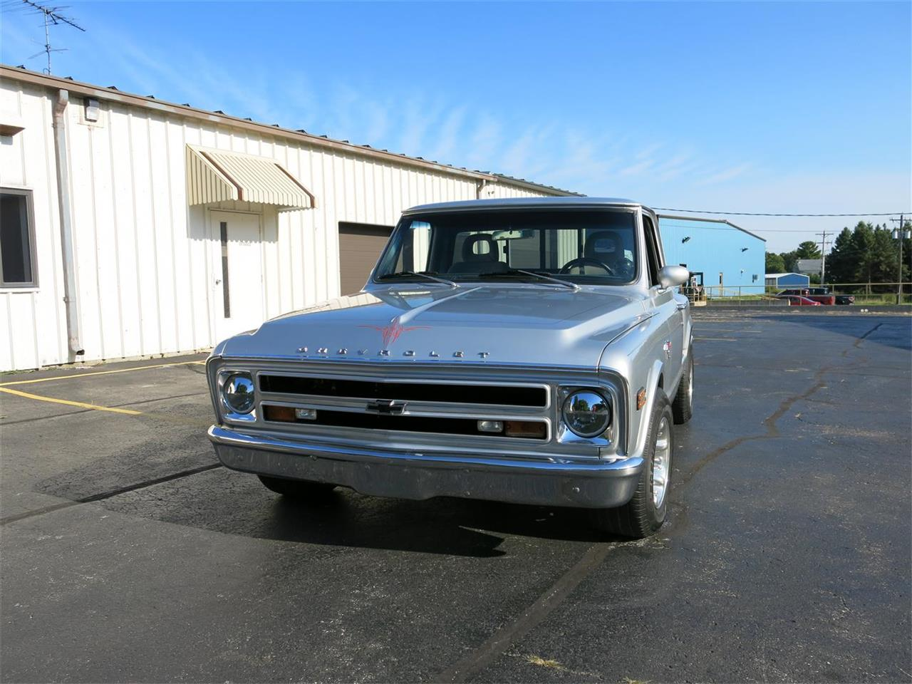 Large Picture of '68 C10 - QZ3C