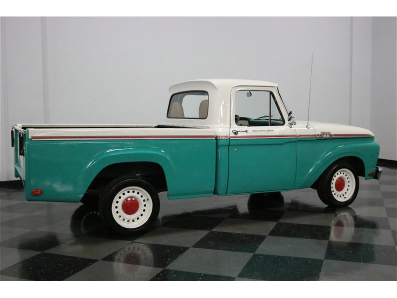 Large Picture of '63 F100 - QZ3L