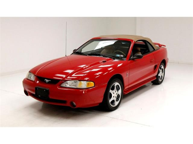 Picture of '94 Mustang - QZ4C