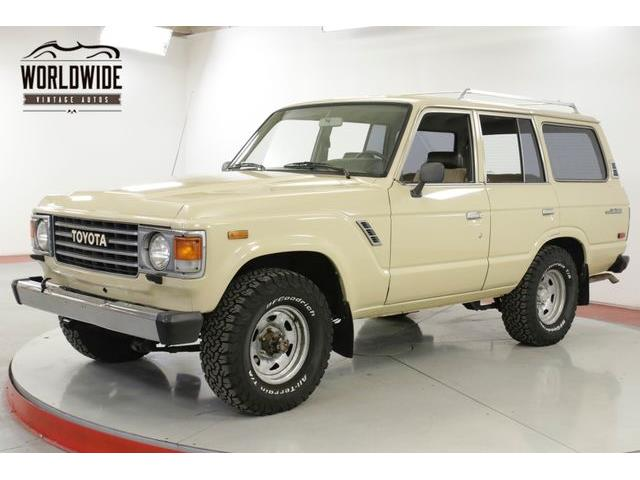Picture of '87 Toyota Land Cruiser FJ - QZ4G
