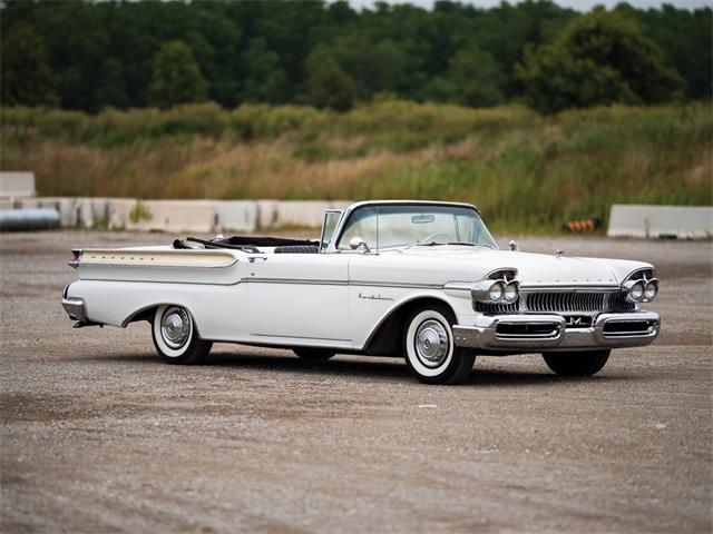 Picture of '57 Mercury Montclair Auction Vehicle Offered by  - QZ52