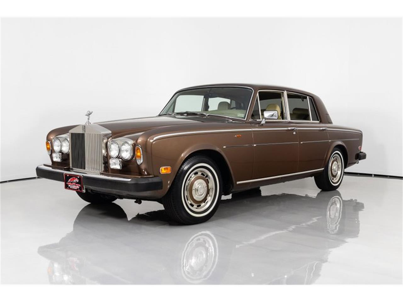 Large Picture of 1981 Rolls-Royce Silver Shadow II located in Missouri - $32,995.00 Offered by Fast Lane Classic Cars Inc. - QZ5G