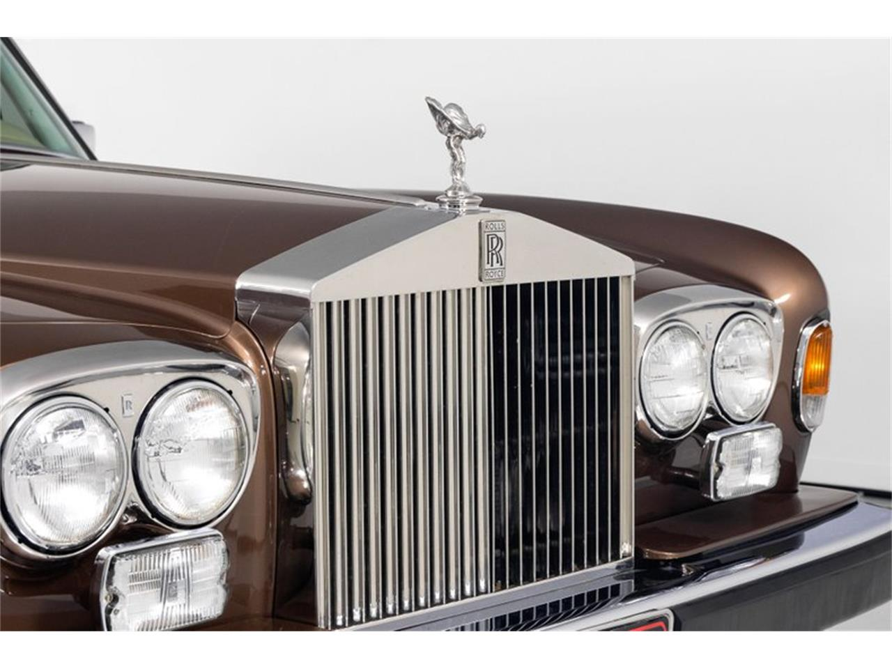 Large Picture of 1981 Rolls-Royce Silver Shadow II located in St. Charles Missouri - QZ5G