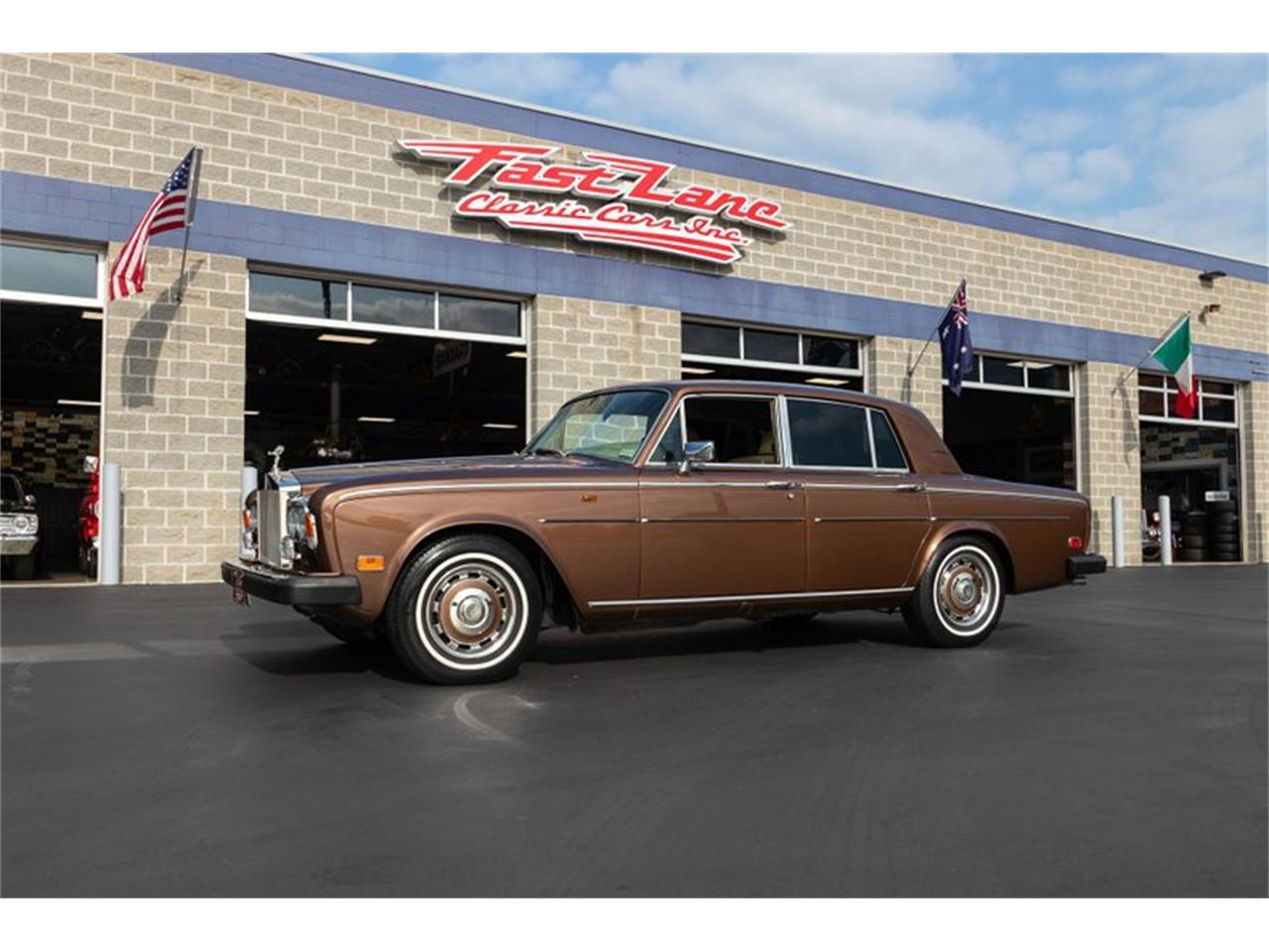 Large Picture of 1981 Silver Shadow II - $32,995.00 - QZ5G