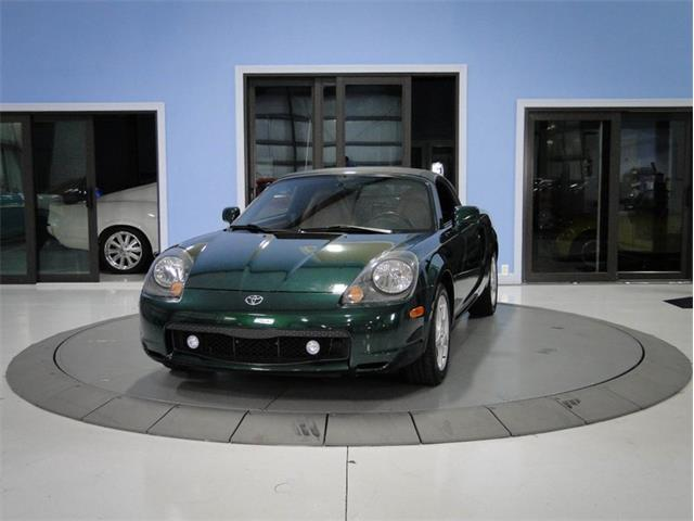 Picture of 2002 Toyota MR2 - $8,997.00 - QZ5J