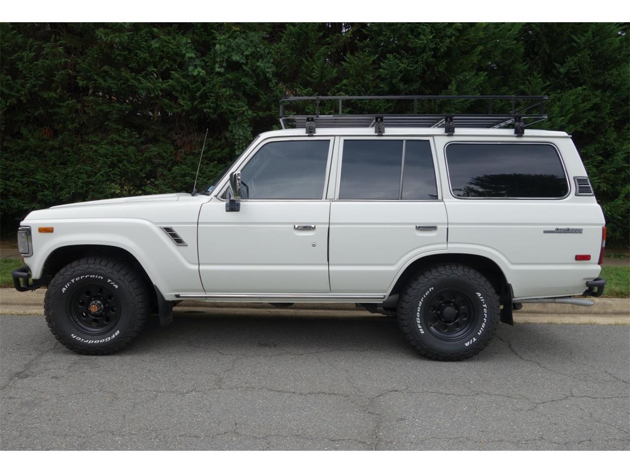 1989 Toyota Land Cruiser FJ for Sale | ClassicCars com | CC