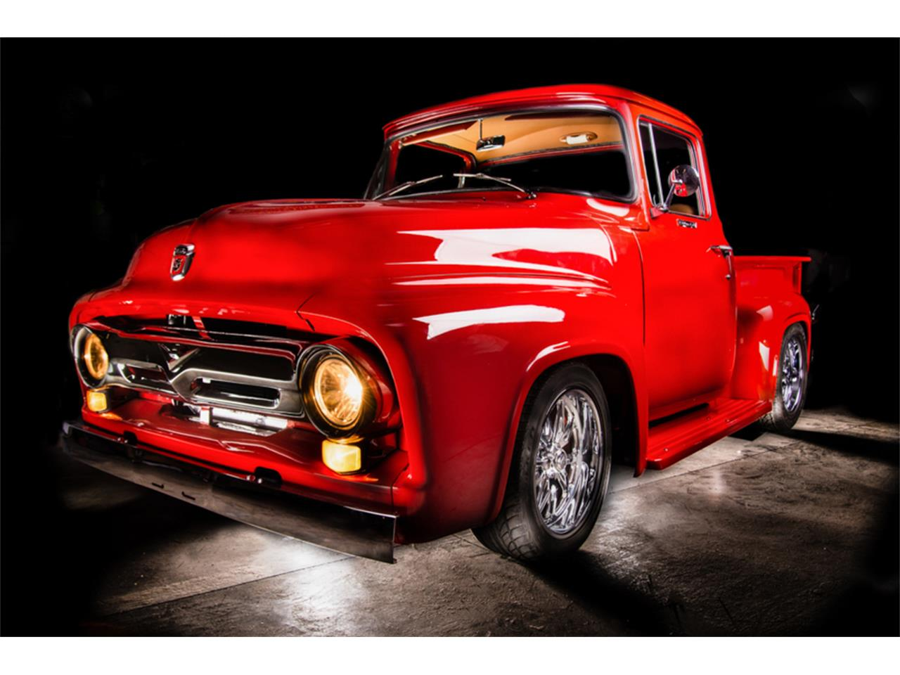Large Picture of 1956 F100 located in Las Vegas Nevada - QZ6Y