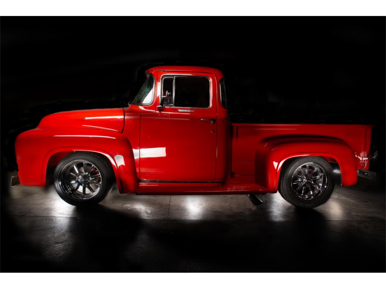Large Picture of 1956 F100 Auction Vehicle - QZ6Y