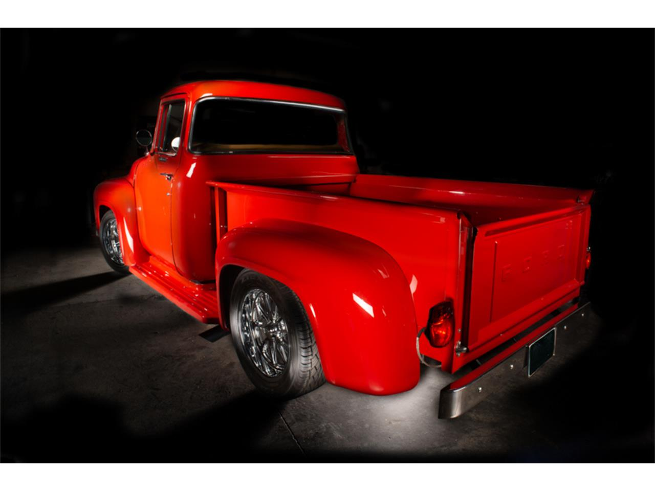 Large Picture of '56 Ford F100 Auction Vehicle - QZ6Y