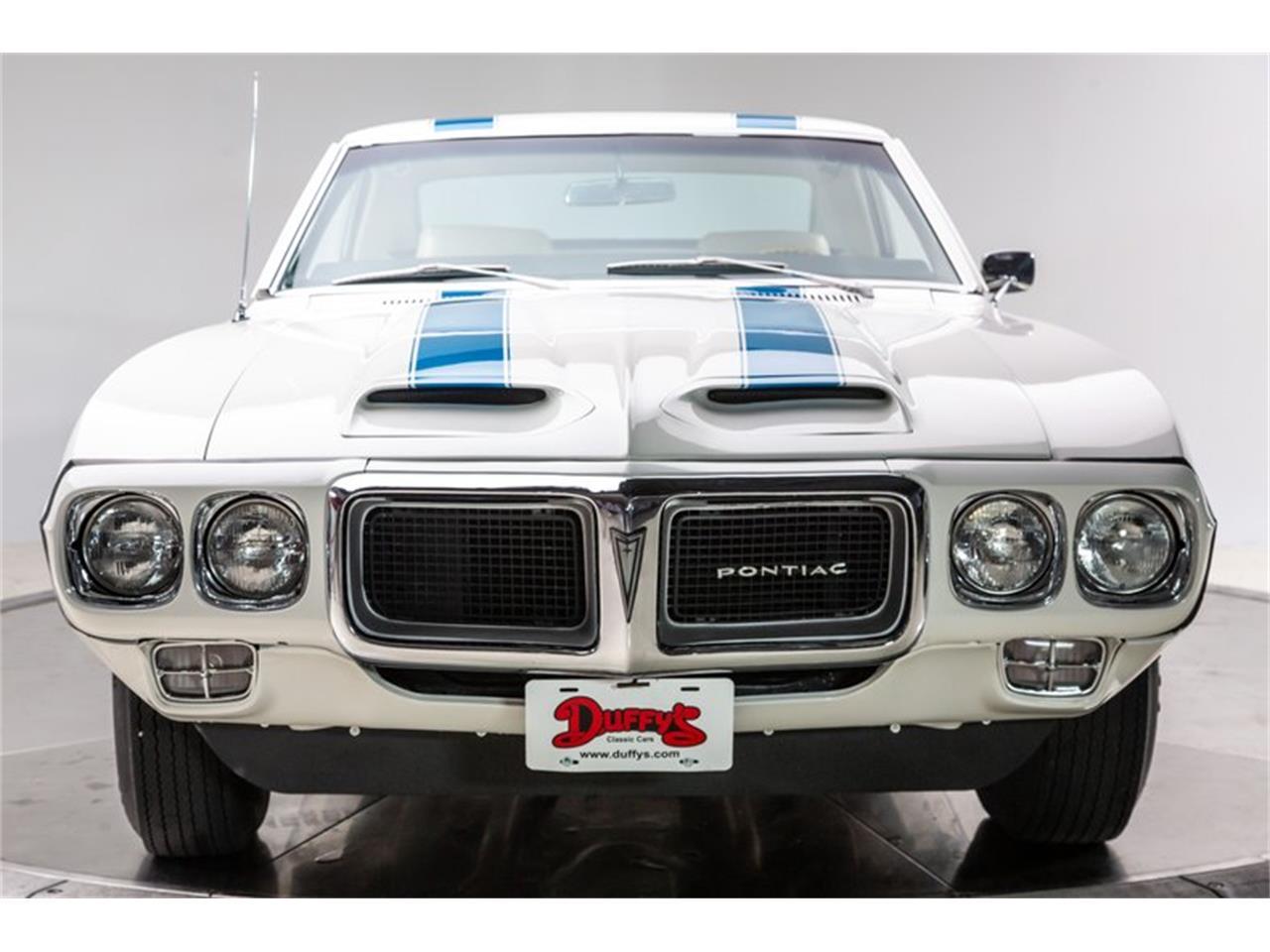 Large Picture of Classic '69 Pontiac Firebird Trans Am located in Cedar Rapids Iowa - $99,950.00 - QZ74