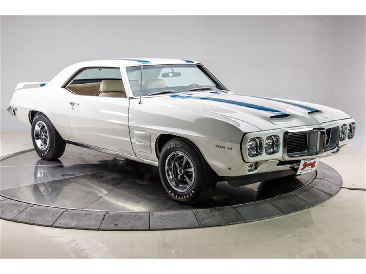 Large Picture of Classic 1969 Pontiac Firebird Trans Am located in Iowa Offered by Duffy's Classic Cars - QZ74