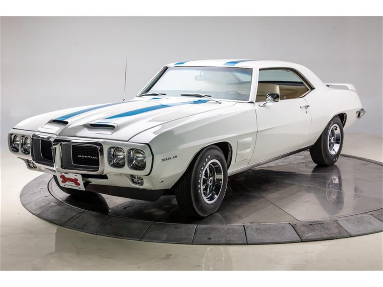 Large Picture of 1969 Firebird Trans Am - QZ74