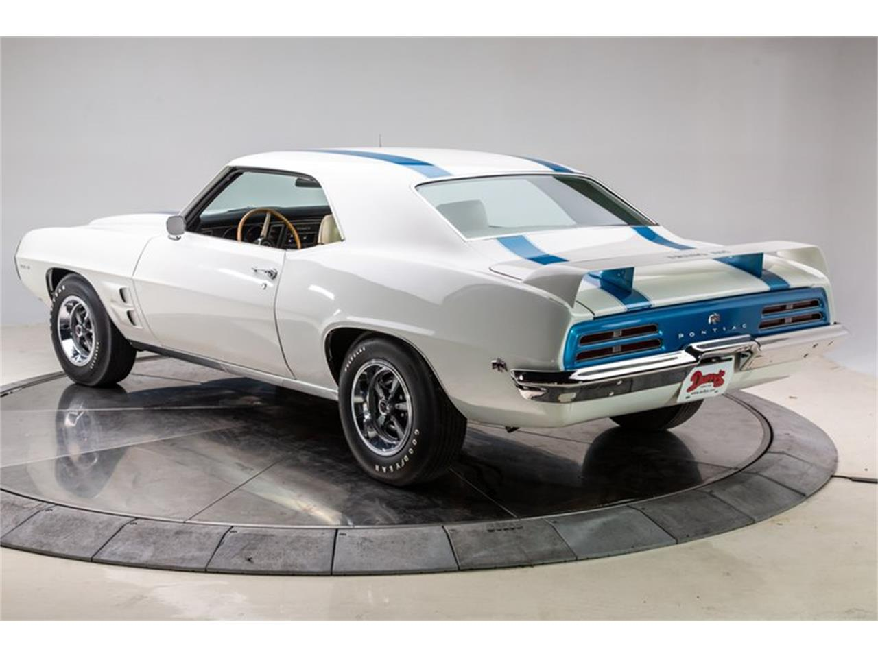 Large Picture of 1969 Pontiac Firebird Trans Am Offered by Duffy's Classic Cars - QZ74
